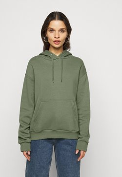 Even&Odd Petite - Hoodie - green