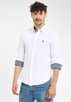 Black and Gold - Hemd - white