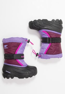 Sorel - YOUTH FLURRY - Snowboots  - purple dahlia/paisley purple