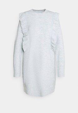 JDY - Vestido de punto - kentucky blue melange