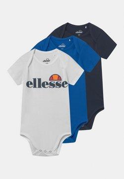 Ellesse - AMEALIO 3 PACK UNISEX  - Body - blue/navy/white