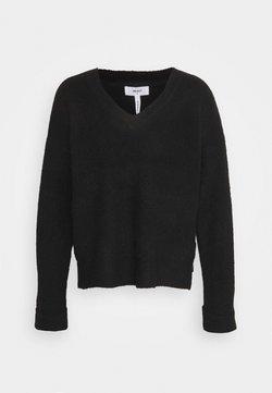 Object - OBJMINDRA  - Pullover - black