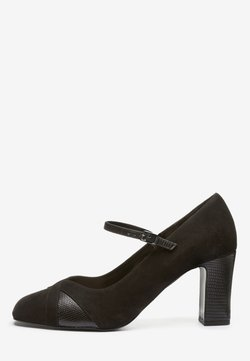 Next - MARY JANE COURT - Sandales à talons hauts - black