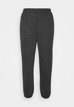 Pieces Petite - PCRELINO PANTS  LOUNGE - Jogginghose - dark grey melange