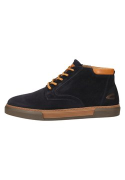 camel active - BAYLAND ORION - Sneaker high - navy blue