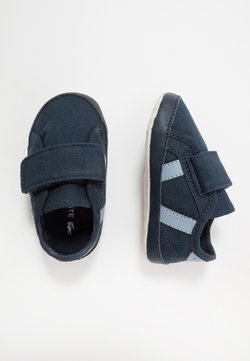 Lacoste - SIDELINE  - Vauvalahja - navy/light blue