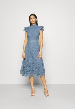 Lace & Beads - MONETTE DRESS - Cocktailkleid/festliches Kleid - blue