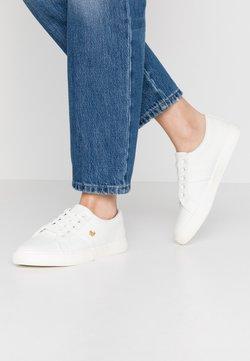 Lauren Ralph Lauren - JANSON  - Sneaker low - optic white