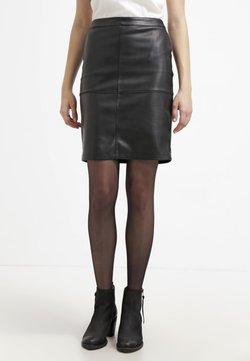 Vila - VIPEN - Pencil skirt - black