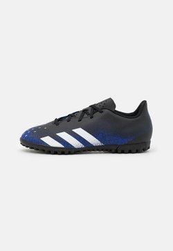adidas Performance - PREDATOR FREAK .4 TF - Botas de fútbol multitacos - royal blue/footwear white/core black