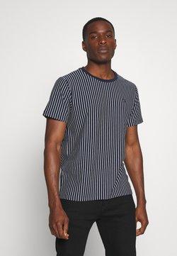 Casual Friday - T-Shirt print - navy blazer