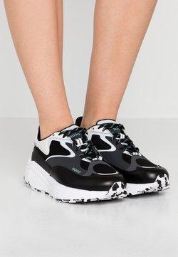 HUGO - HORIZON RUNN - Sneakers laag - black