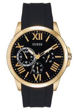Guess - Montre - gold-coloured/black