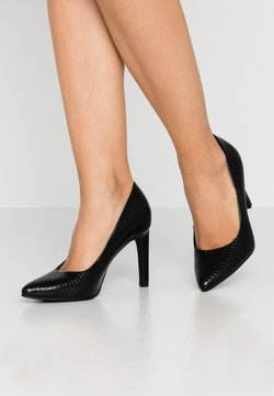 Marco Tozzi - Zapatos altos - black