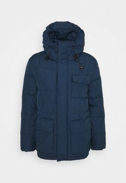 Blauer - COAT - Gewatteerde jas - blue ocean