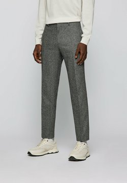 BOSS - Puvunhousut - grey