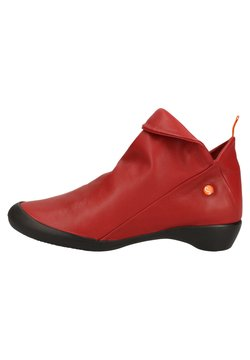 Softinos - Ankle Boot - red 558