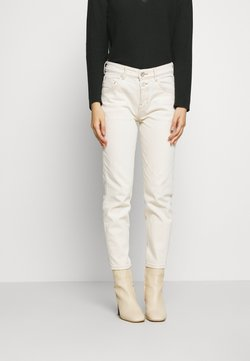 Marc O'Polo - THEDA BOYFRIEND - Jeans Relaxed Fit - ecru wash