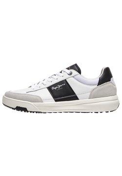 Pepe Jeans - SLATE BASIC - Sneaker low - blanco