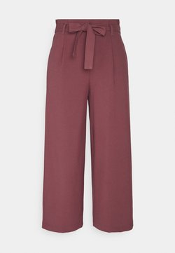 ONLY - ONLHERO LIFE CULOTTE - Stoffhose - apple butter