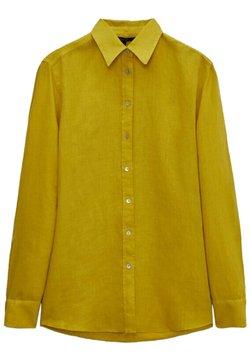 Massimo Dutti - Koszula - yellow