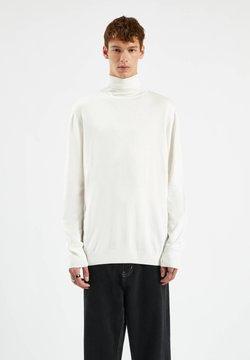 PULL&BEAR - Strickpullover - off-white