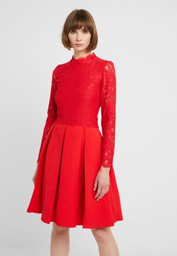 Molly Bracken - LONG SLEEVES - Cocktail dress / Party dress - red