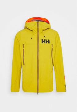 Helly Hansen - SOGN SHELL 2.0 JACKET - Veste de snowboard - antique moss