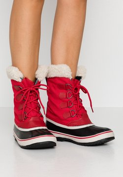 Sorel - CARNIVAL - Snowboots  - mountain red