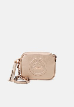 ALDO - RHERASSI - Across body bag - rose gold-coloured