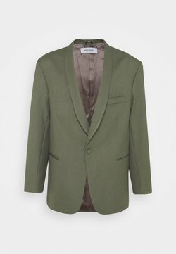 Martin Asbjørn - PARKER TUXEDO - Blazer jacket - olive