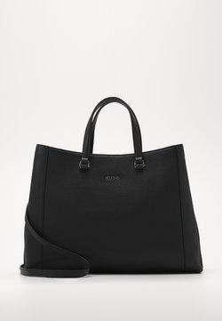 HUGO - VICTORIA WORKBAG - Handtasche - black