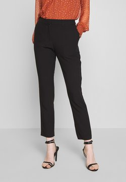 Pieces - PCBOSS ANKLE PANT  - Pantalones - black
