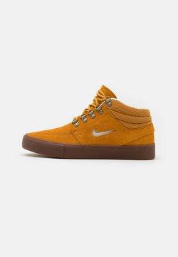 Nike SB - ZOOM JANOSKI MID - Skateschoenen - chutney/white/medium brown