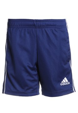 adidas Performance - CORE ELEVEN PRIMEGREEN FOOTBALL 1/4 SHORTS - Träningsshorts - dark blue/white
