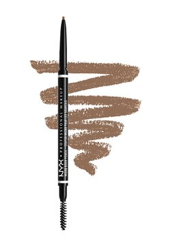 Nyx Professional Makeup - MICRO BROW PENCIL - Augenbrauenstift - 1 taupe