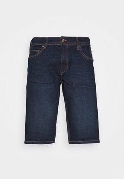 Esprit - Jeansshort - blue dark wash
