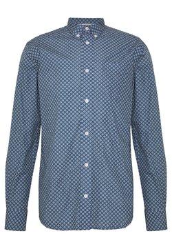 BY GARMENT MAKERS - VALDE - Overhemd - blue