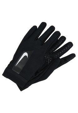 Nike Performance - ACADEMY HYPERWARM - Fingerhandschuh - black/white/white