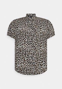 Johnny Bigg - CHANCE ANIMAL PRINT - Hemd - white