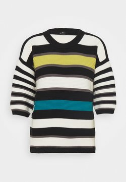 PS Paul Smith - WOMENS TOP - Strickpullover - black