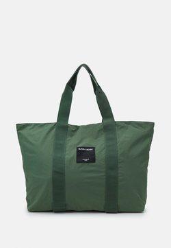 Björn Borg - URSULA SHOULDER BAG - Sporttasche - green