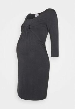 MAMALICIOUS - MLADDIE NELL DRESS - Trikoomekko - black