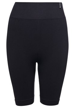 Superdry - FLEX SEAMLESS  - Tights - black