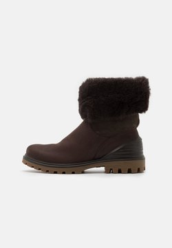 ECCO - TREDTRAY - Bottes de neige - dark brown