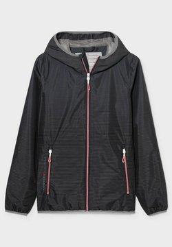 C&A - Regenjacke / wasserabweisende Jacke - black