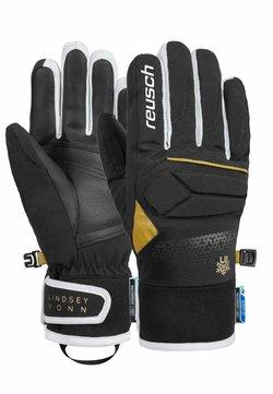 Reusch - Fingerhandschuh - black / gold