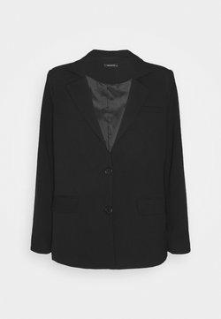 Trendyol - Manteau court - black