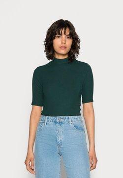 Modström - KROWN - T-Shirt basic - green