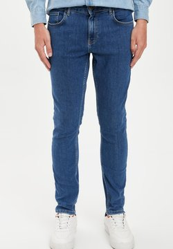 DeFacto - RELAXED FIT - Jeans Slim Fit - blue
